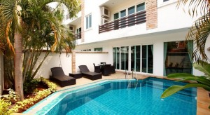 Tabaluga Pool villas family resort Pattaya