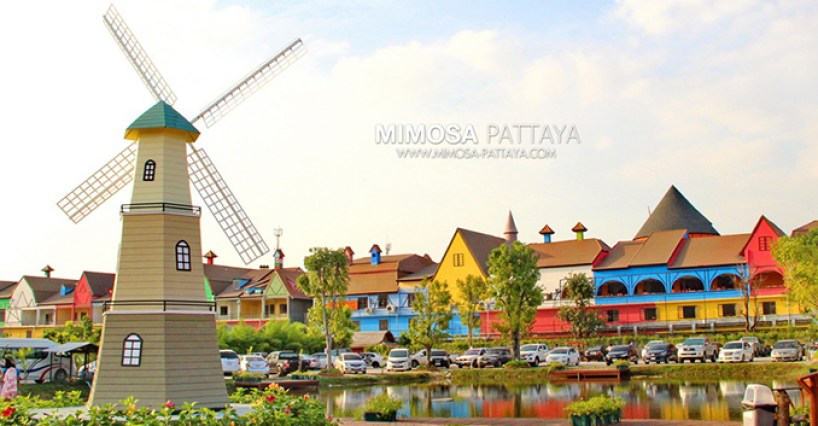 mimosa pattaya the city of love