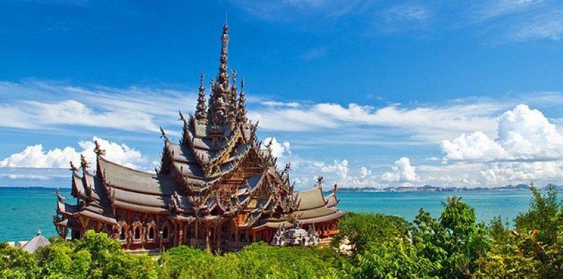 sanctuary-of-truth Pattaya
