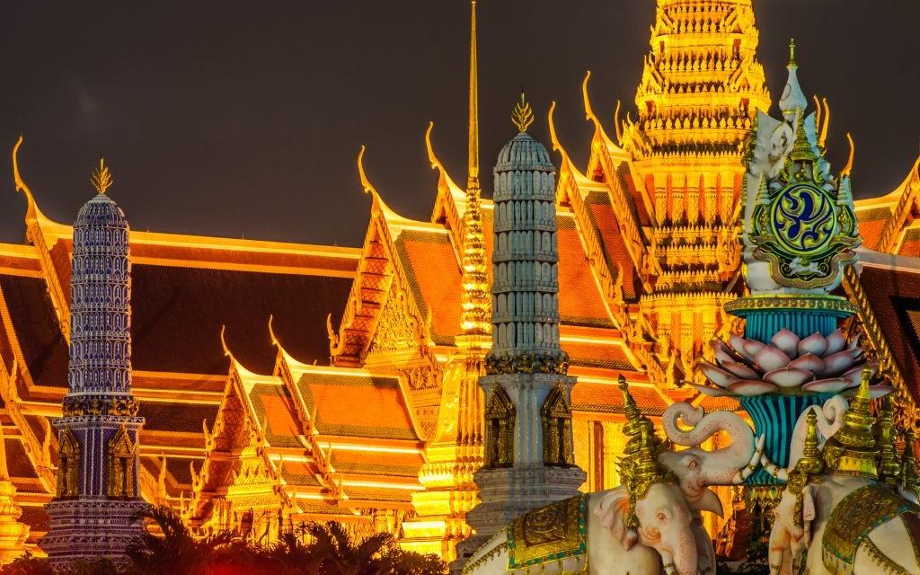 Temple of the Emerald Buddha - Wat Phra Kaew