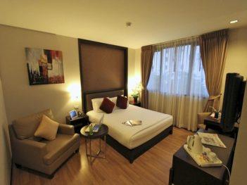 Dawin hotel Soi Nana Bangkok