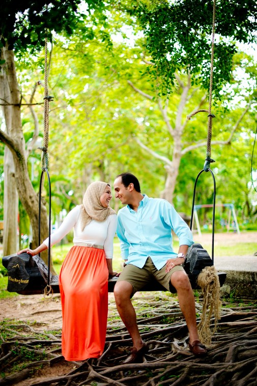 Yasmine and Mohamed's Rang Hill Viewpoint pre-wedding (prenuptial, engagement session) in Phuket, Thailand. Rang Hill Viewpoint_Phuket_wedding_photographer_Yasmine and Mohamed_09.JPG