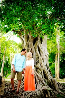 Yasmine and Mohamed's Rang Hill Viewpoint pre-wedding (prenuptial, engagement session) in Phuket, Thailand. Rang Hill Viewpoint_Phuket_wedding_photographer_Yasmine and Mohamed_10.JPG