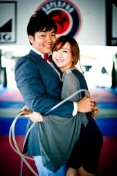 Thailand Superpro Samui Muay Thai Camp Wedding Photography | NET-Photography Thailand Wedding Photographer