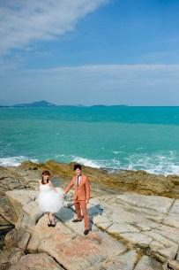 Thailand Koh Samui Lad Koh Viewpoint Wedding Photography | NET-Photography Thailand Wedding Photographer