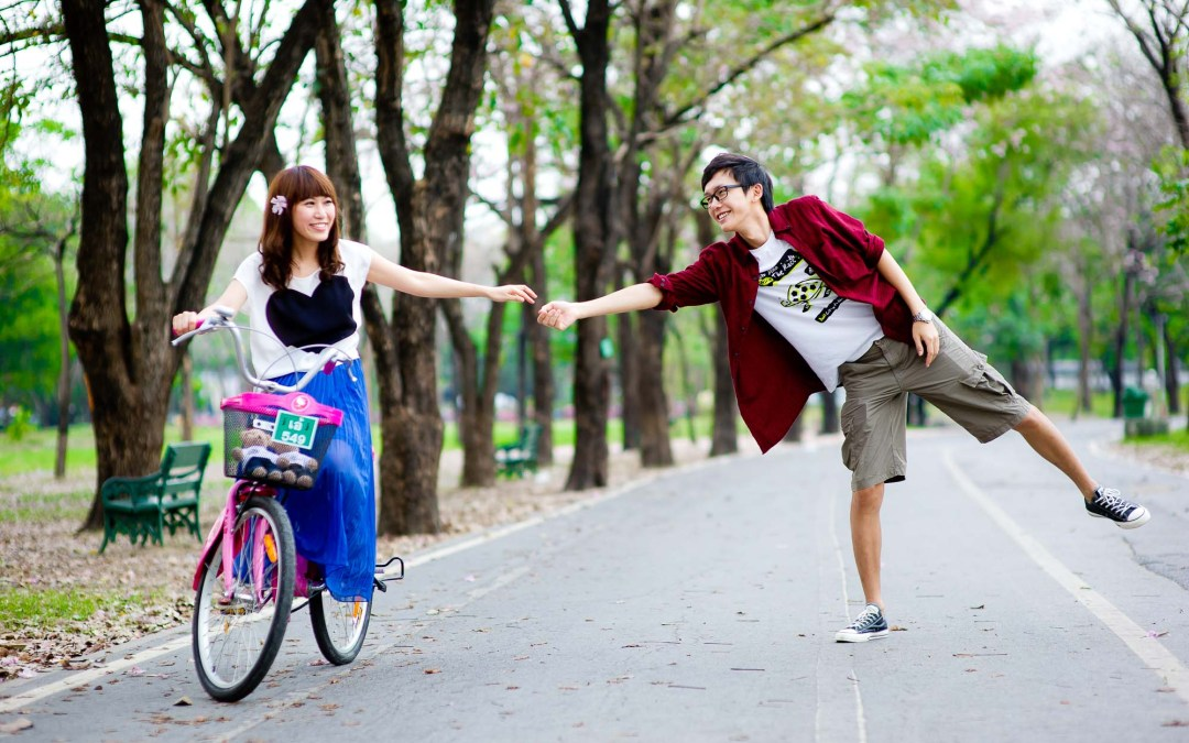 Thailand Bangkok Pre-Wedding | Lolita & Kenneth