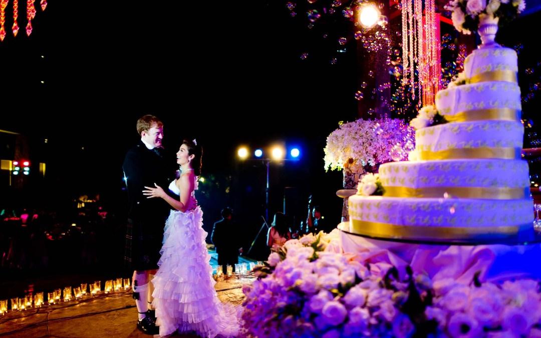 Centara Grand Mirage Beach Resort Pattaya Wedding Photography