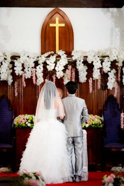 Thailand Bangkok Sueb Sampanthawong Church Wedding Photography | NET-Photography Thailand Wedding Photographer
