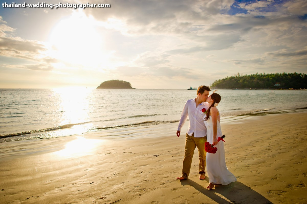 Photo of the Day: Kata Beach Phuket Pre Wedding (Engagement Session)