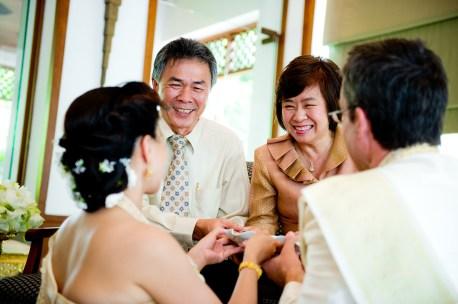 The Sukhothai Bangkok Wedding - Sukanya & Stephen