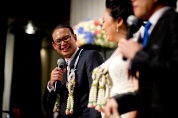Bangkok, Thailand - Sukhothai Hotel Wedding