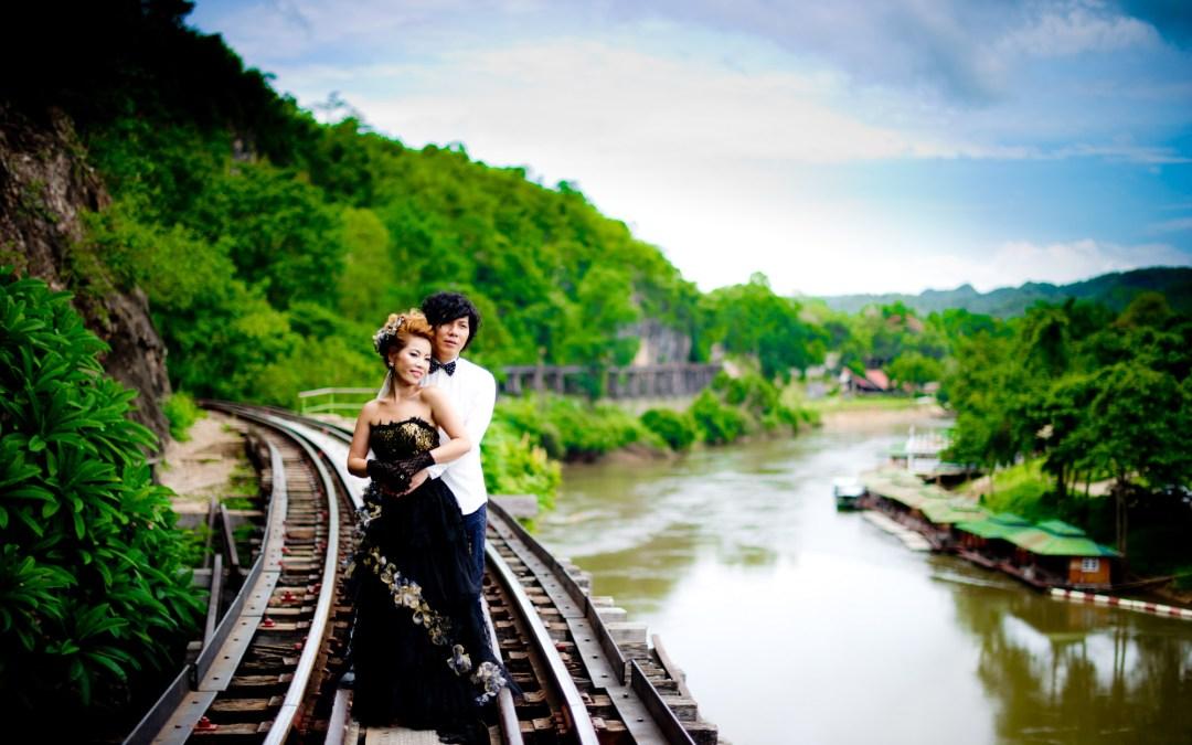 Karnchanaburi Pre-Wedding Photography