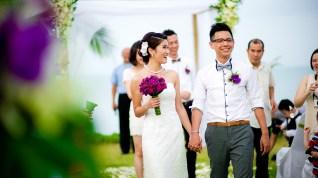 Samui, Thailand - Destination wedding at Saree Samui in Thailand