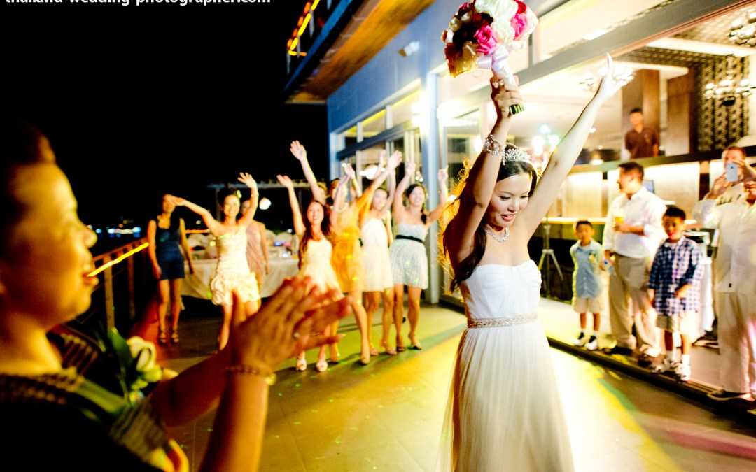 Phuket Thailand Wedding Photography: Cape Sienna Wedding