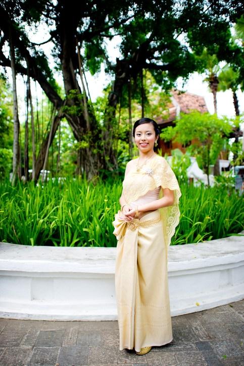 Chiang Mai Wedding Photography - The Dhara Dhevi