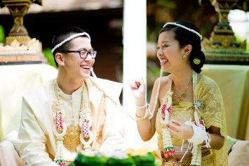 Chiang Mai Wedding Photography - The Dhara Dhevi
