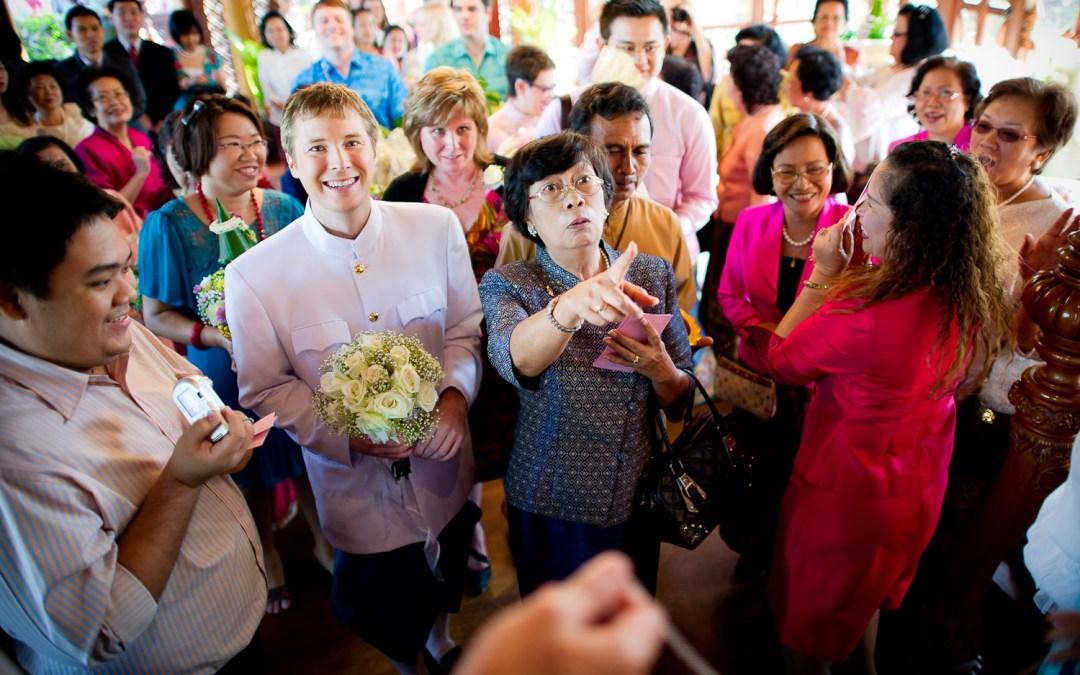 Rose Garden Riverside Wedding (Sampran Riverside) | Thailand Wedding Photography