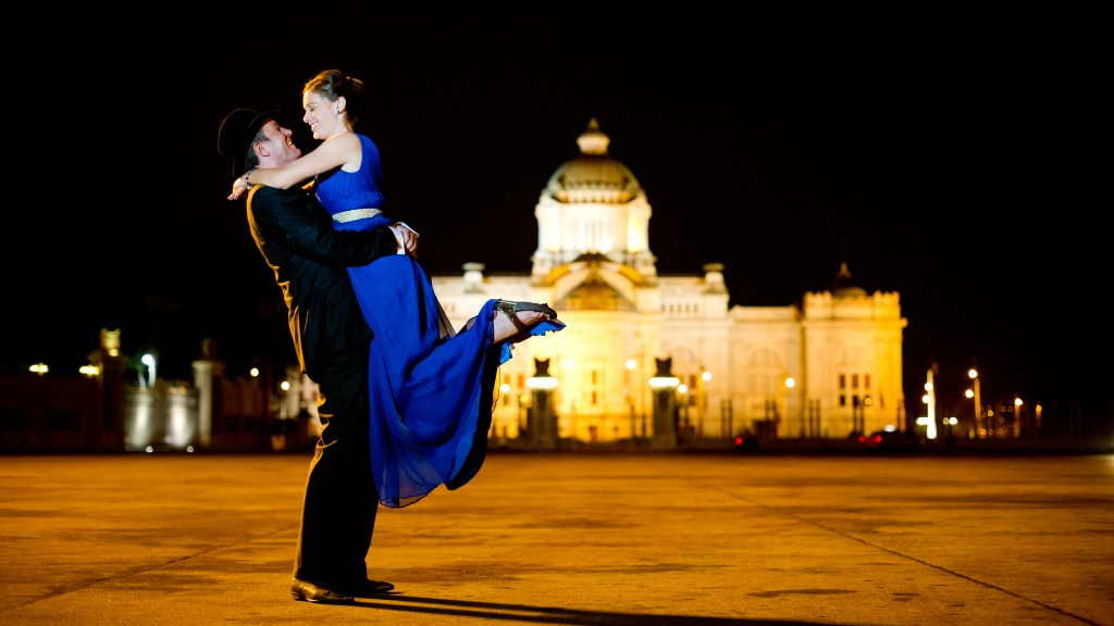 Bangkok Engagement Session | Bangkok Wedding Photographer