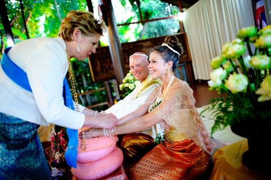 Destination wedding in Chiang Mai, Thailand The wedding couple was from Canada. NET-Photography   Thailand Wedding Photographer info@thailand-wedding-photographer.com http://thailand-wedding-photographer.com