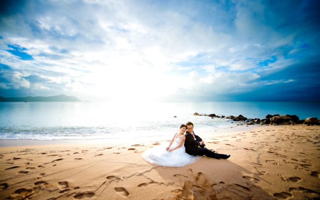 Preview: Pre-Wedding on Pattaya Beach Thailand