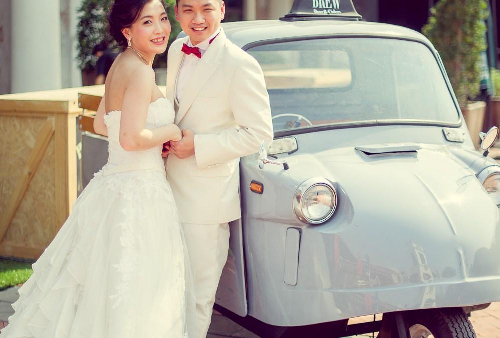 Preview: Pre-Wedding at Asiatique Bangkok Thailand