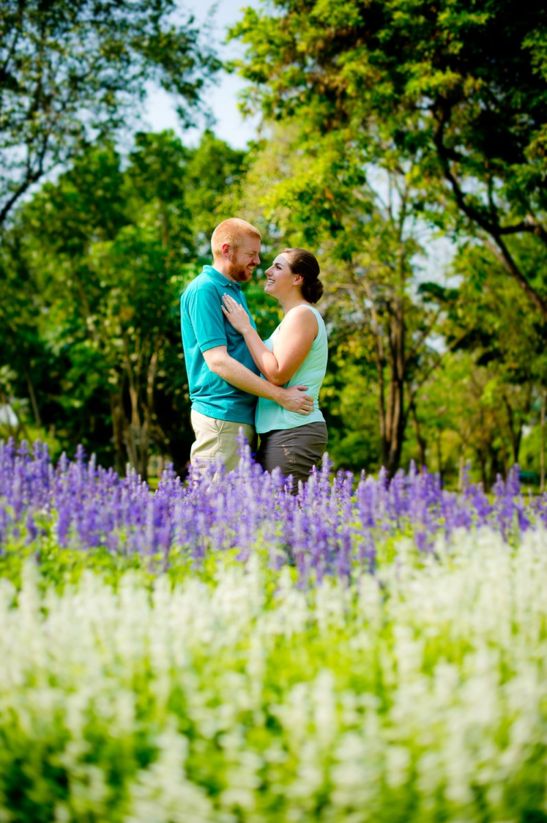 Preview: Engagement Session at Rama 9 Park Bangkok Thailand