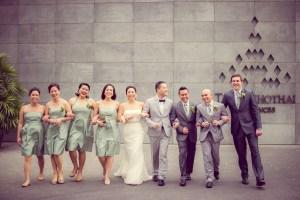 Sukhothai Bangkok Wedding - Thailand Bangkok Photographer
