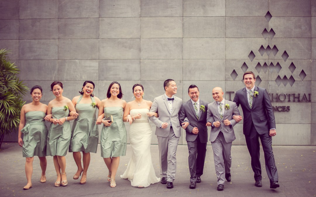 Preview: Wedding at The Sukhothai Bangkok Thailand