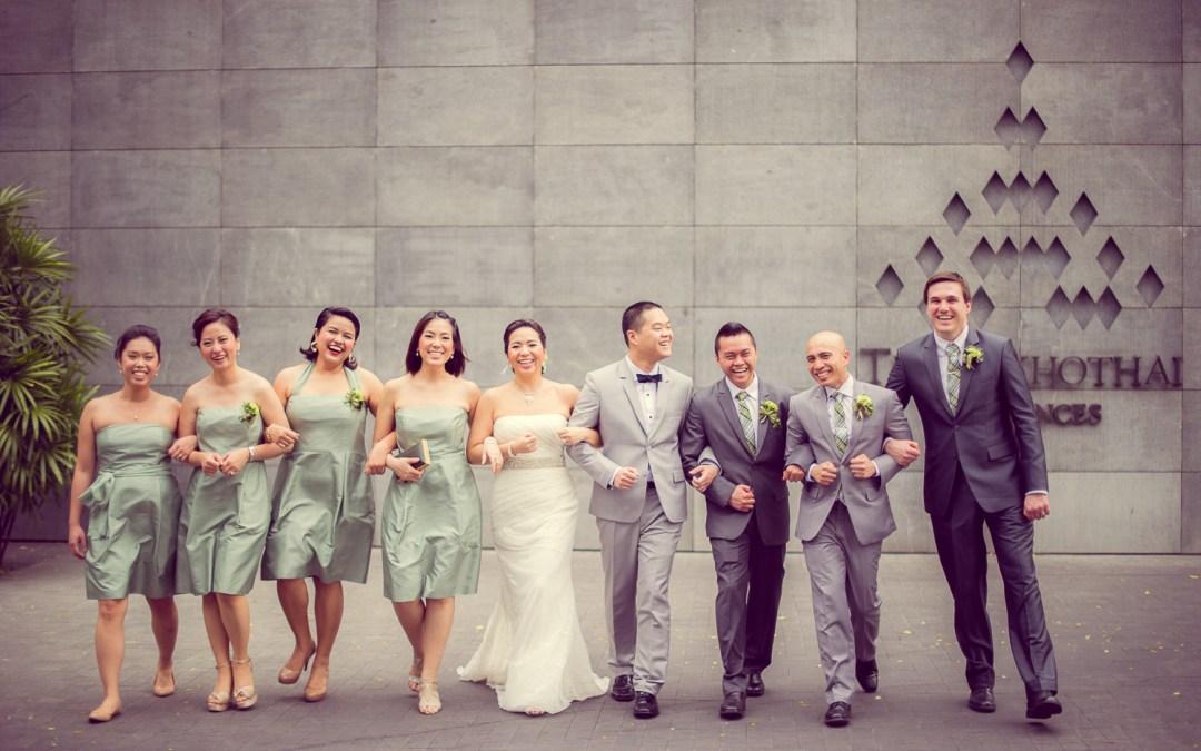 Preview: Wedding at The Sukhothai Bangkok Thailand