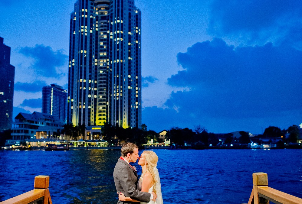 Preview: Destination wedding at Mandarin Oriental Bangkok Thailand