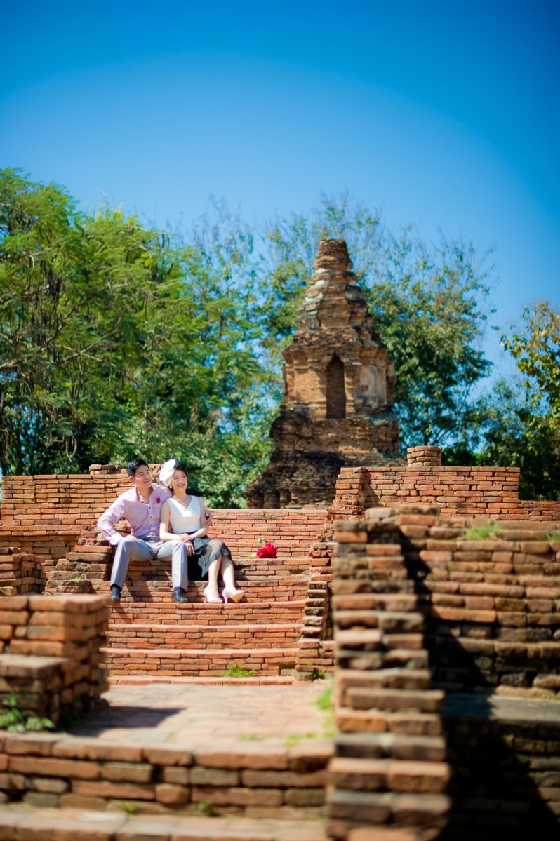Preview: Pre-Wedding at Waing Kum Kam in Chiang Mai Thailand