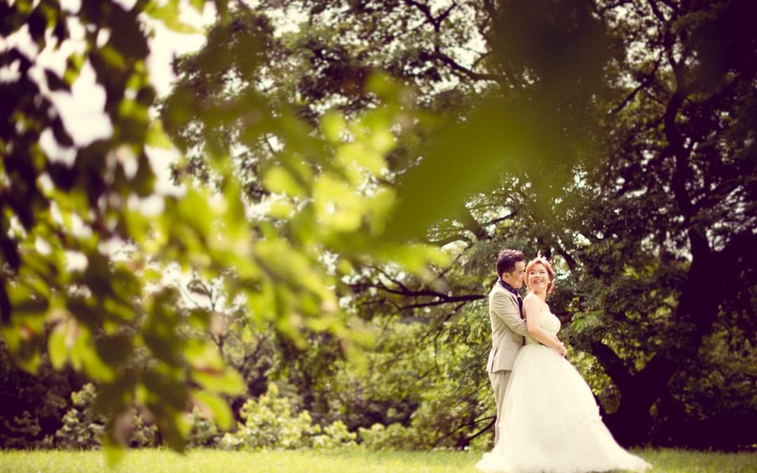 Preview: Pre-Wedding at Rod Fai Park in Bangkok Thailand