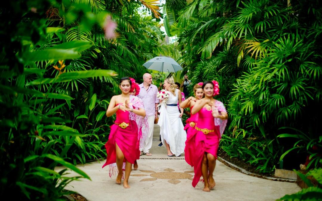 Preview: Vow Renewal at Bo Phut Resort and Spa Samui Thailand