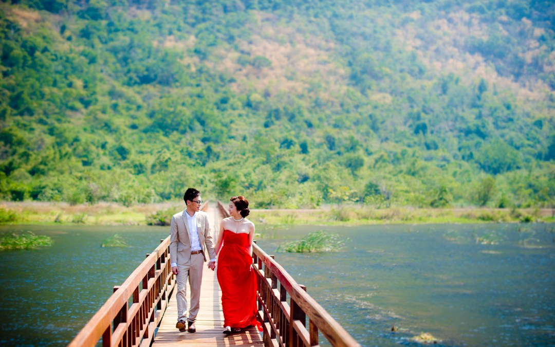 Preview: Pre-Wedding at Khao Sam Roi Yot National Park in Thailand