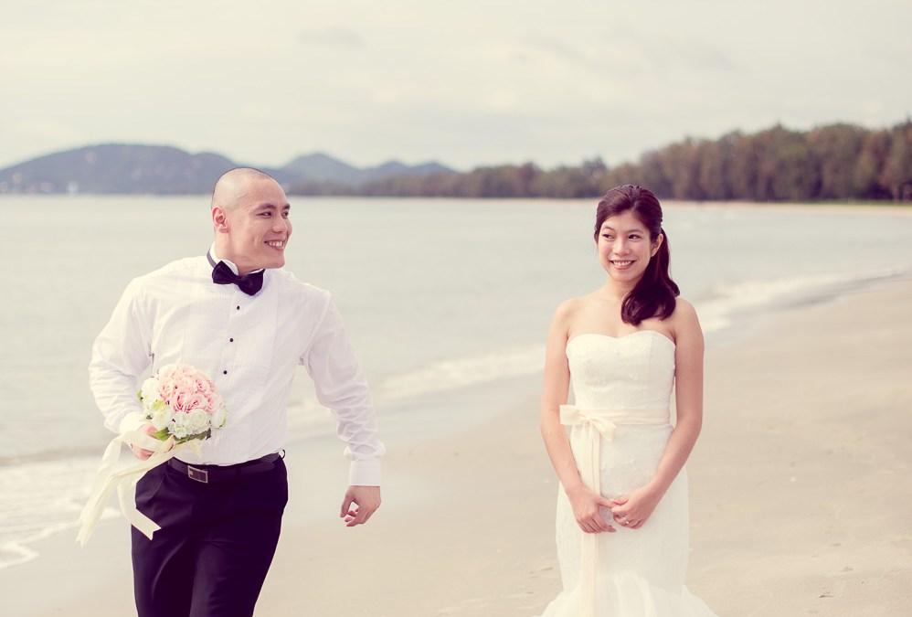Preview: Beach Pre-Wedding in Hua Hin Thailand