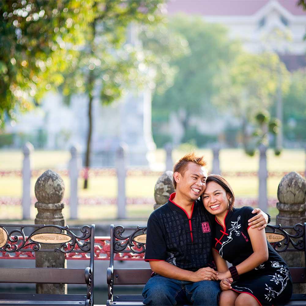 Testimonial - Arbi & Lifi - Bangkok Pre-Wedding