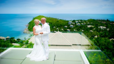 Samui Wedding Photographer - Banyan Tree Koh Samui