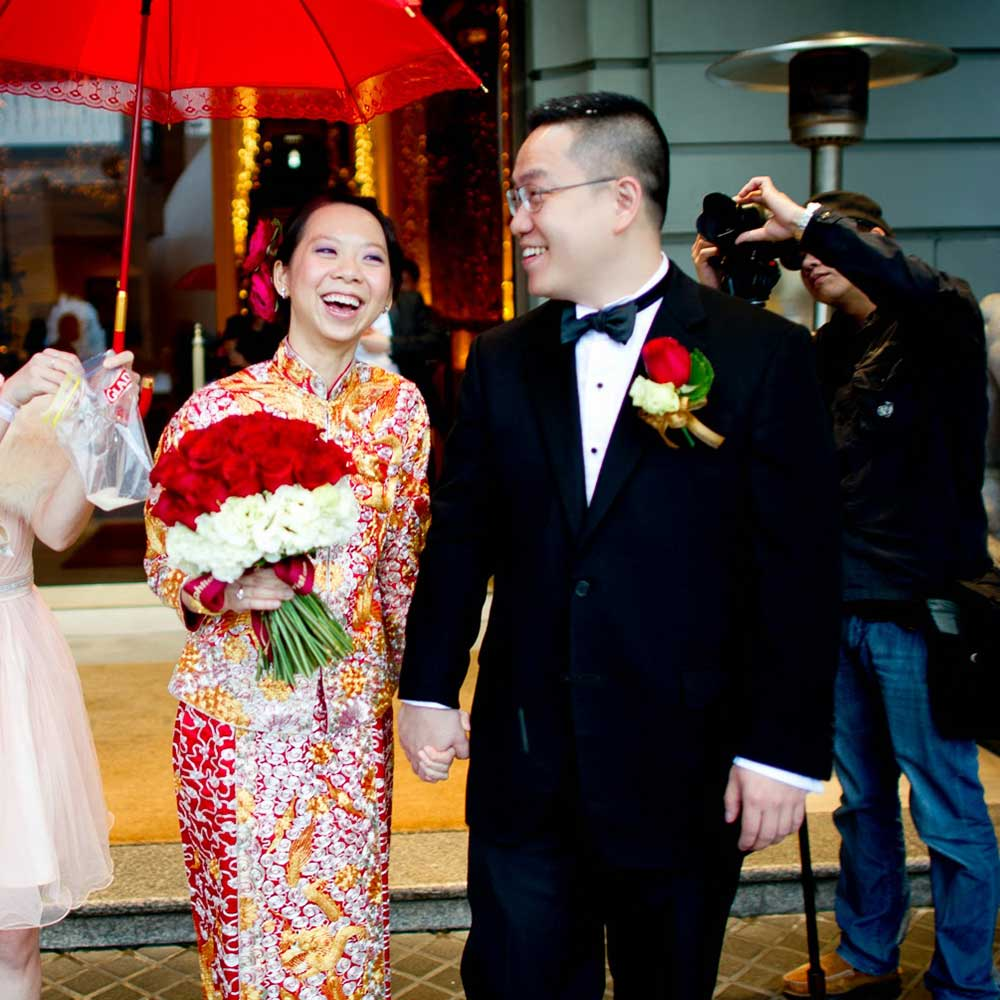 Testimonial - Barbara & Kenny - The Peninsula Hong Kong Wedding