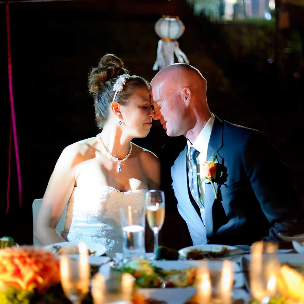 Testimonial - Cindy & Scott - Wedding couple from Canada