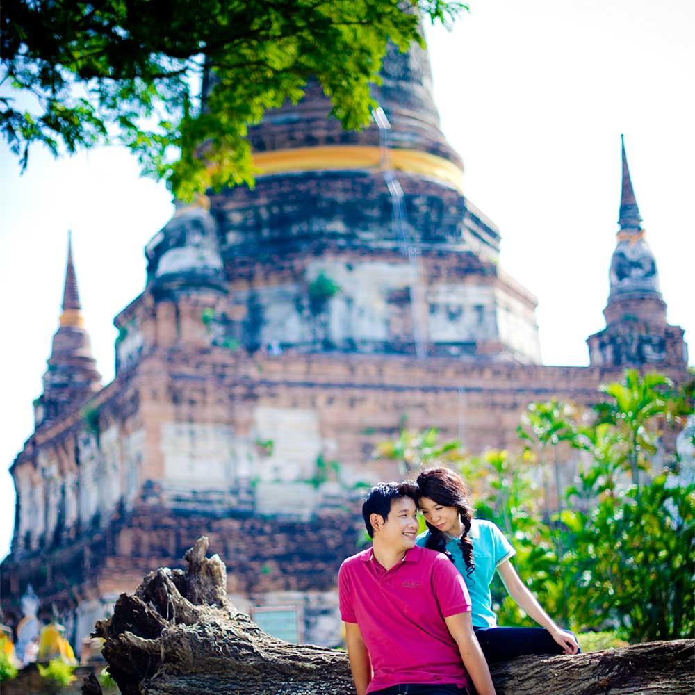 Testimonial - Lew & Nguan - Wedding Couple