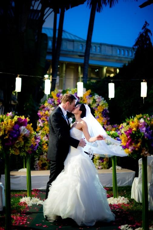 Bangkok Wedding Photography - Mandarin Oriental Bangkok Wedding