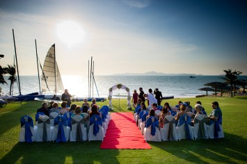 Royal Varuna Yacht Club Wedding | Pattaya Wedding Photography