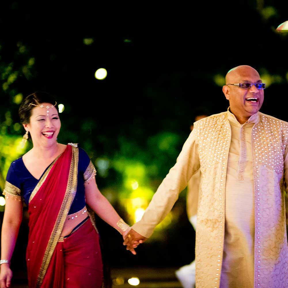 Testimonial - Tammy & Ajith - Wedding couple from Australia