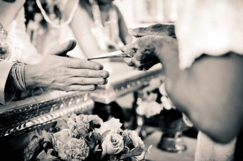 Surin, Thailand - Traditional Thai wedding in Surin, Thailand