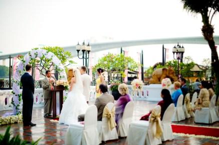 Jasmine and Maurice's Anantara Riverside Bangkok Resort wedding in Bangkok, Thailand. Anantara Riverside Bangkok Resort_Bangkok_wedding_photographer_Jasmine and Maurice_0847.TIF