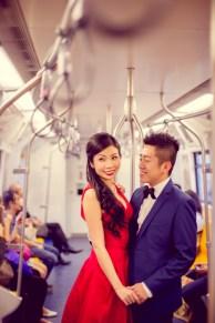 Cherlyn and Ben's BTS Siam pre-wedding (prenuptial, engagement session) in Bangkok, Thailand. BTS Siam_Bangkok_wedding_photographer__1287.TIF