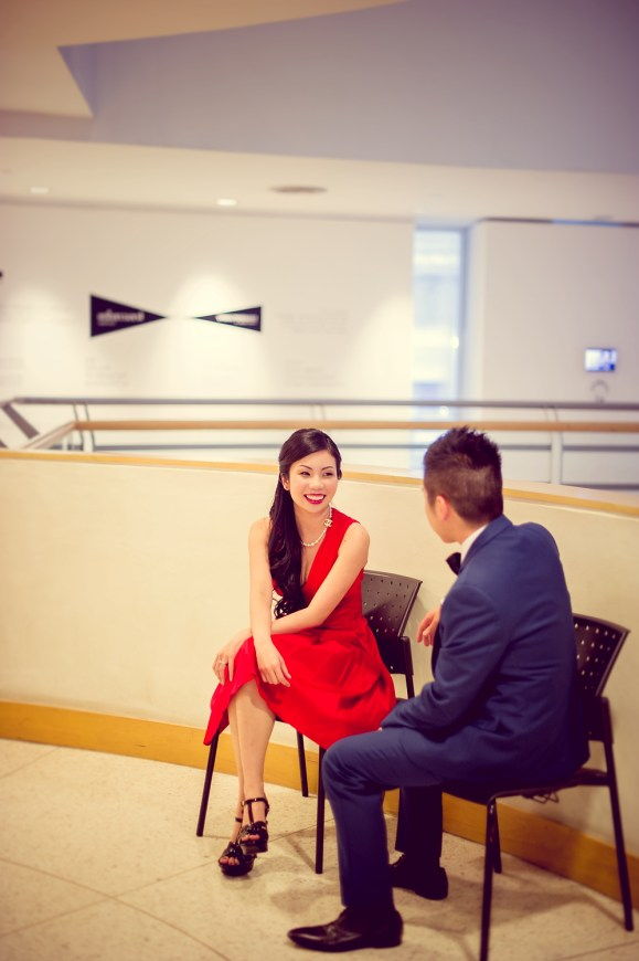 Cherlyn and Ben's Bangkok Art & Culture Centre pre-wedding (prenuptial, engagement session) in Bangkok, Thailand. Bangkok Art & Culture Centre_Bangkok_wedding_photographer__1288.TIF