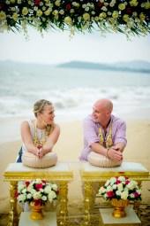 Madeline and Matthew's Bo Phut Resort & Spa Vow Renewal in Samui, Thailand. Bo Phut Resort & Spa_Samui_wedding_photographer_Madeline and Matthew_0423.TIF