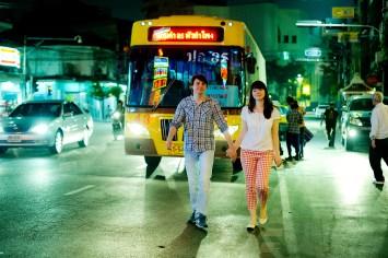 Tatiana and Alex's China Town pre-wedding (prenuptial, engagement session) in Bangkok, Thailand. China Town_Bangkok_wedding_photographer__1374.TIF