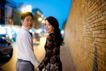 Ya-Win and Ray's City Wall pre-wedding (prenuptial, engagement session) in Chiang Mai, Thailand. City Wall_Chiang Mai_wedding_photographer_Ya-Win and Ray_0291.TIF